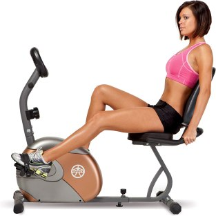 best commercial recumbent exercise bike for bad knees - Marcy Recumbent Exercise Bike