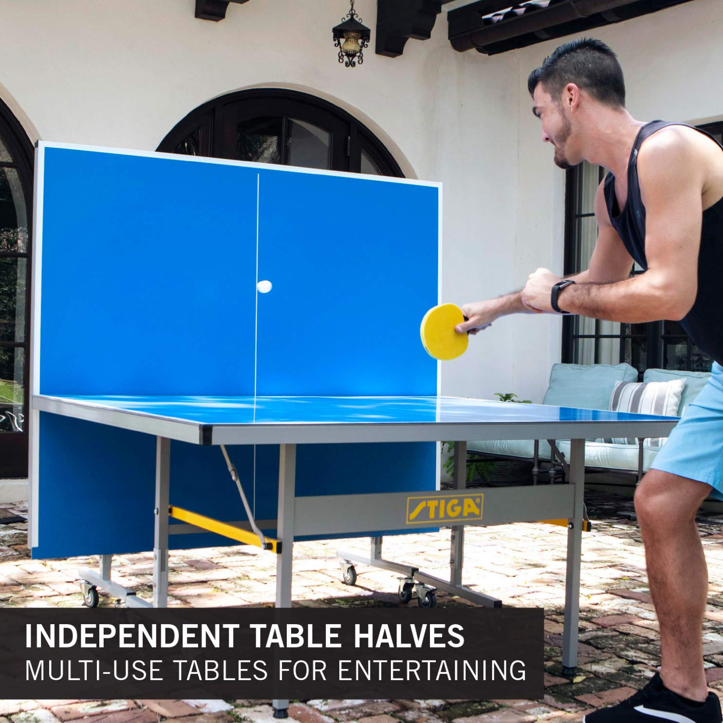 Different-Ping-Pong-Tables