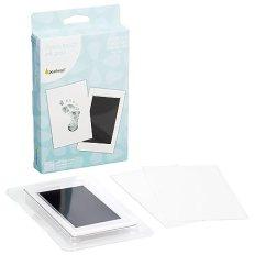 "Amazon.com : Pearhead Newborn Baby Handprint or Footprint ""Clean ..."