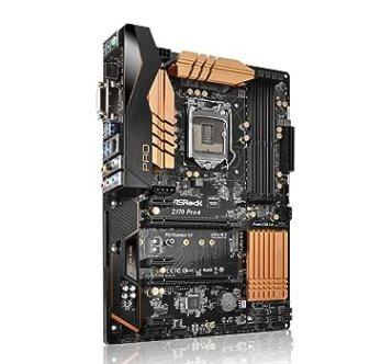 ASRock Z170 Pro4 - Placa base (S1151 ATX Intel Z170 DDR4 Retail)