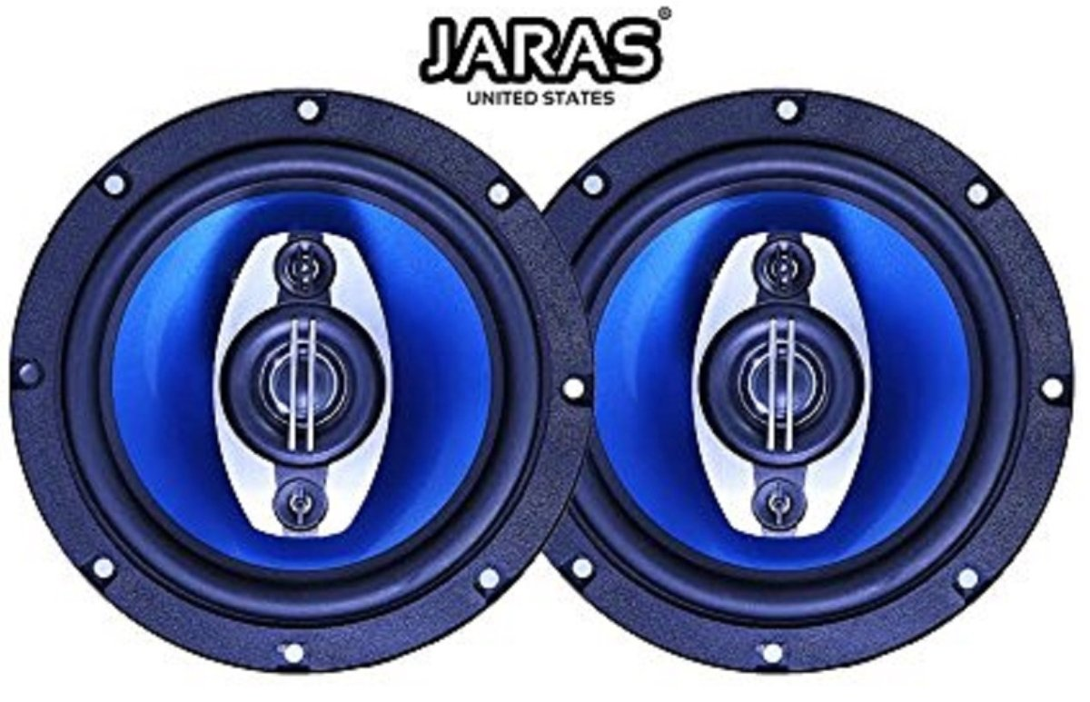 Best Car Speakers Jaras JJ-2646 Car Speakers 6.5-inch 360-watt 3-way Speakers
