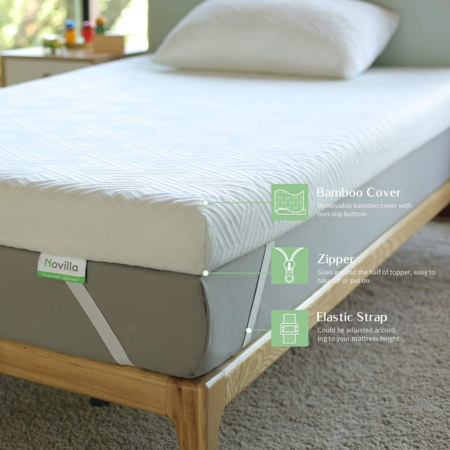 Best Mattress Toppers for Back Pain
