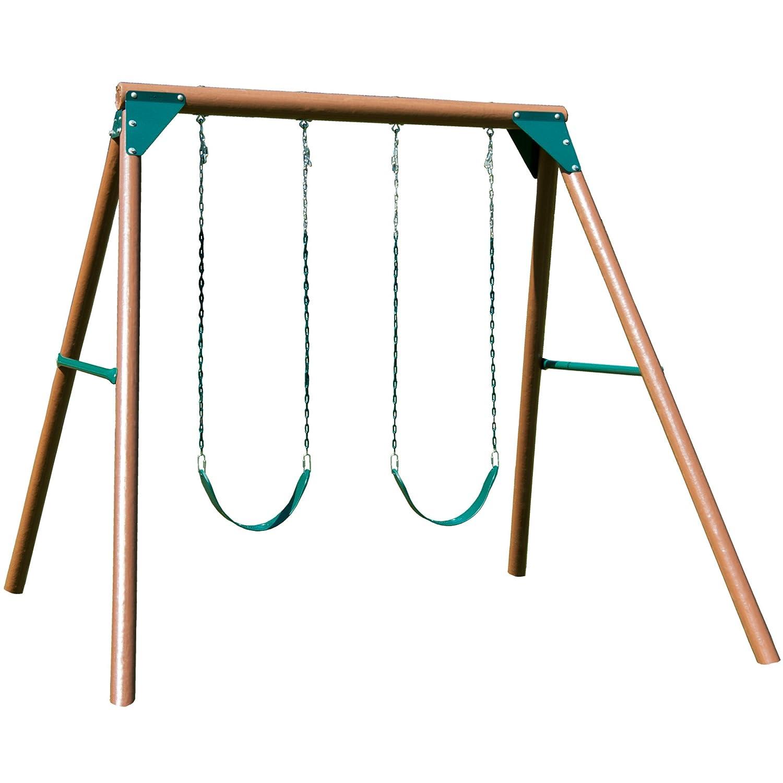 Swing N Slide Orbiter Swingset Bestter Choices Bestter Living