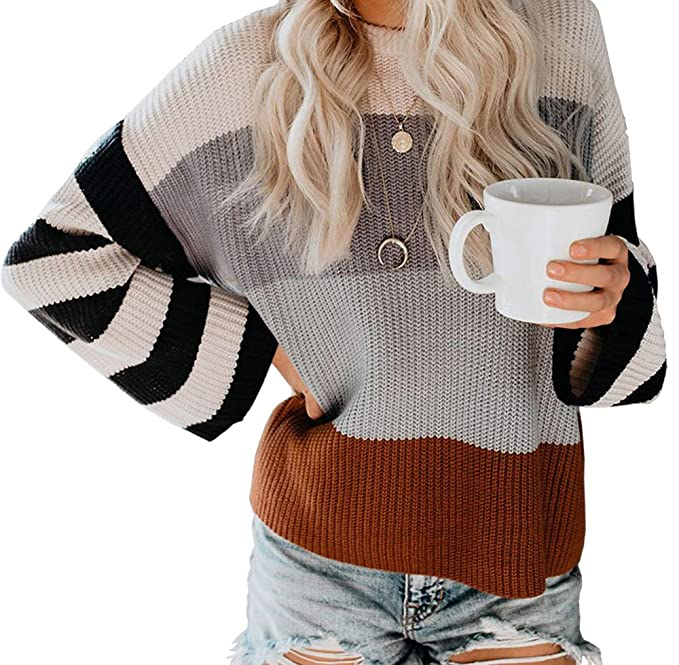 Womens pullover sweaters