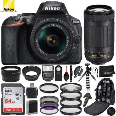 Nikon D5600 Bundle Kits
