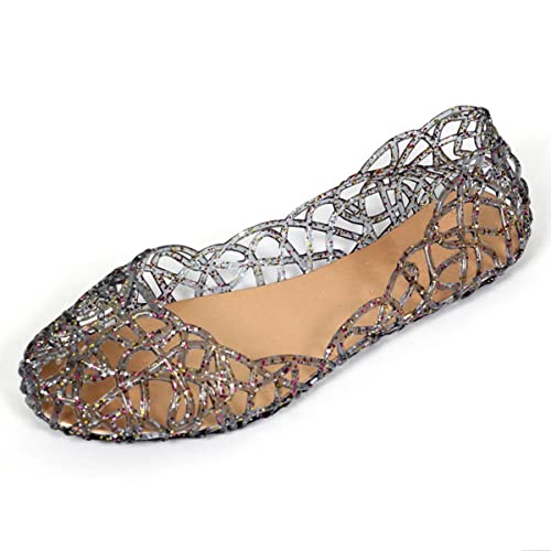 Image result for brown jelly sandals
