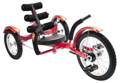 Mobo Mobito Kids 3-Wheel Bike. Recumbent Trike