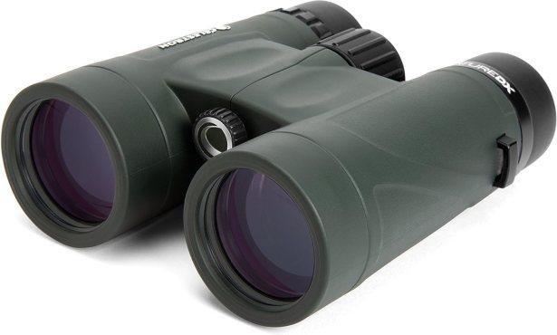 Wingspan Optics NaturePro HD 8X42 Professional Binoculars for Bird Watching