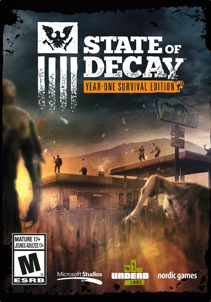 State of Decay 2 corepack - PCGAMES-REPACKS
