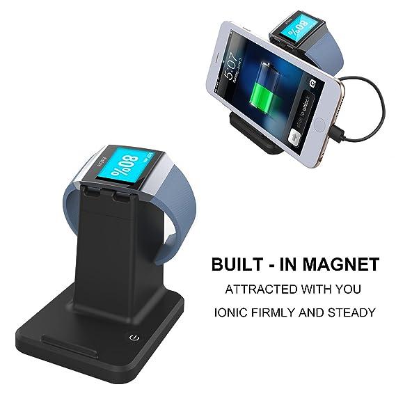 Resultado de imagen para base con contacto para smartwatch