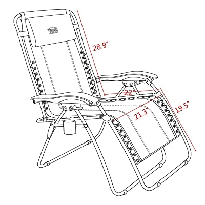 Timber-Ridge-Zero-Gravity-Chair-Review
