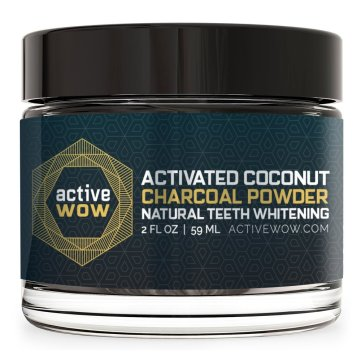 Activated Coconut Charcoal Powder Review
