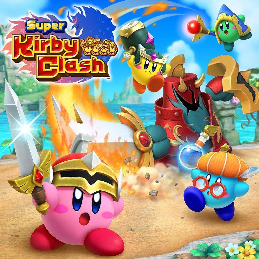 Super Kirby Clash Standard | Nintendo Switch – Code jeu à télécharger