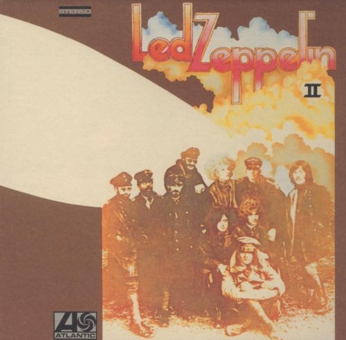 Led Zeppelin II - Edition Deluxe : Led Zeppelin: Amazon.fr: Musique