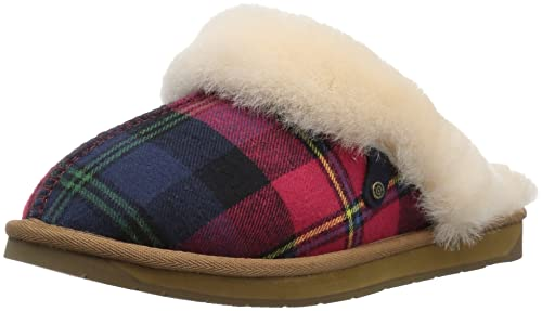 Amazon Fashion Plaid Slippers