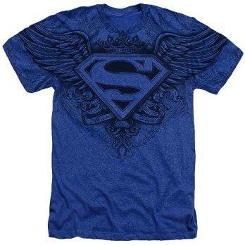 Superman - Winged Logo T-Shirt Size XXL