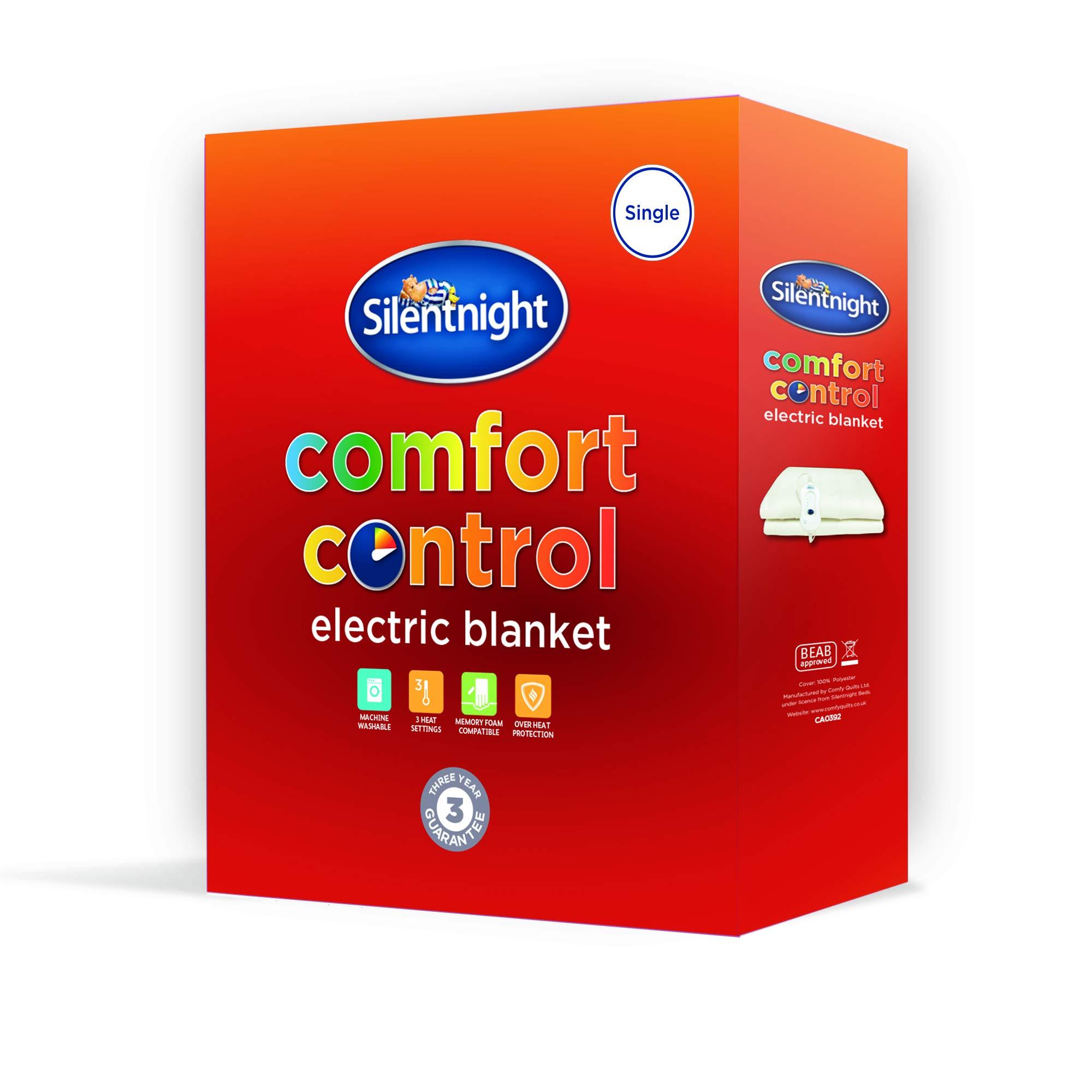 Silentnight Comfort Control Electric Bla Buy Online In Canada At Desertcart