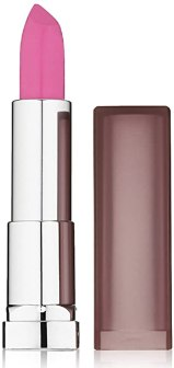 Maybelline New York Color Sensational Creamy Matte Lip Color, Pink N Chic 0.15 oz