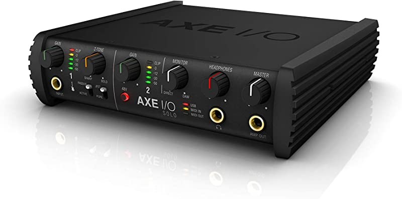 AXE I/O Solo