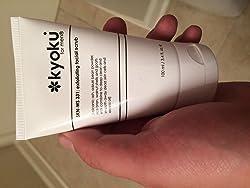 Kyoku For Men Exfoliating Facial Scrub   Kyoku For Men Face Scrub, A Gentle Acne Treatment For Men (3.4oz) Updated Formula Customer Image 3