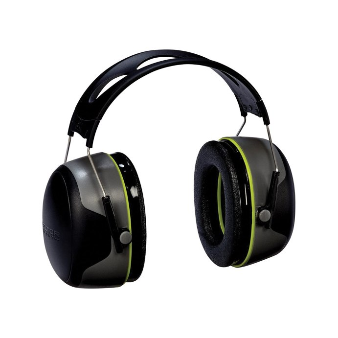 casque anti-bruit chantier protection