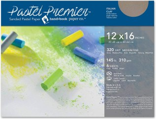 Speedball Art Products 513046 Premier Sanded Pastel Paper