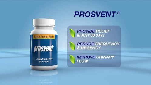 Prosvent Prostate Supplement