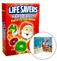 Lifesavers Hard Candy Christmas Sweet Storybook