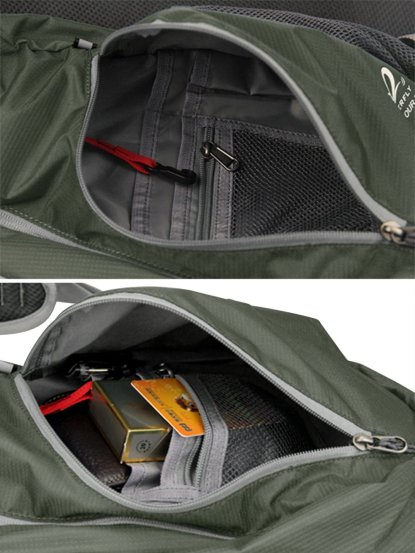 best sling backpack storage