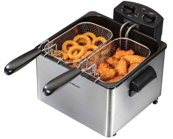 hamilton beach deep fryer reviews