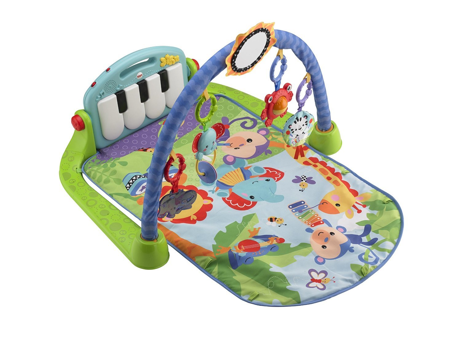 Fisher Price Kick Play Gym Is Fun Workout For Baby Best