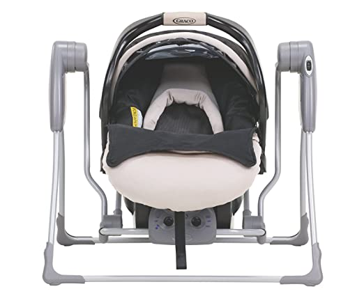 graco baby snugglider infant car seat swing frame | Amtframe.org