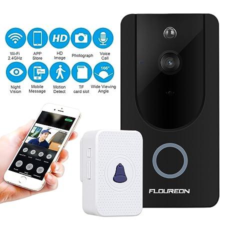 Assembling Doorbell Camera