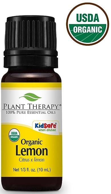 Plant Therapy Organic Lemon