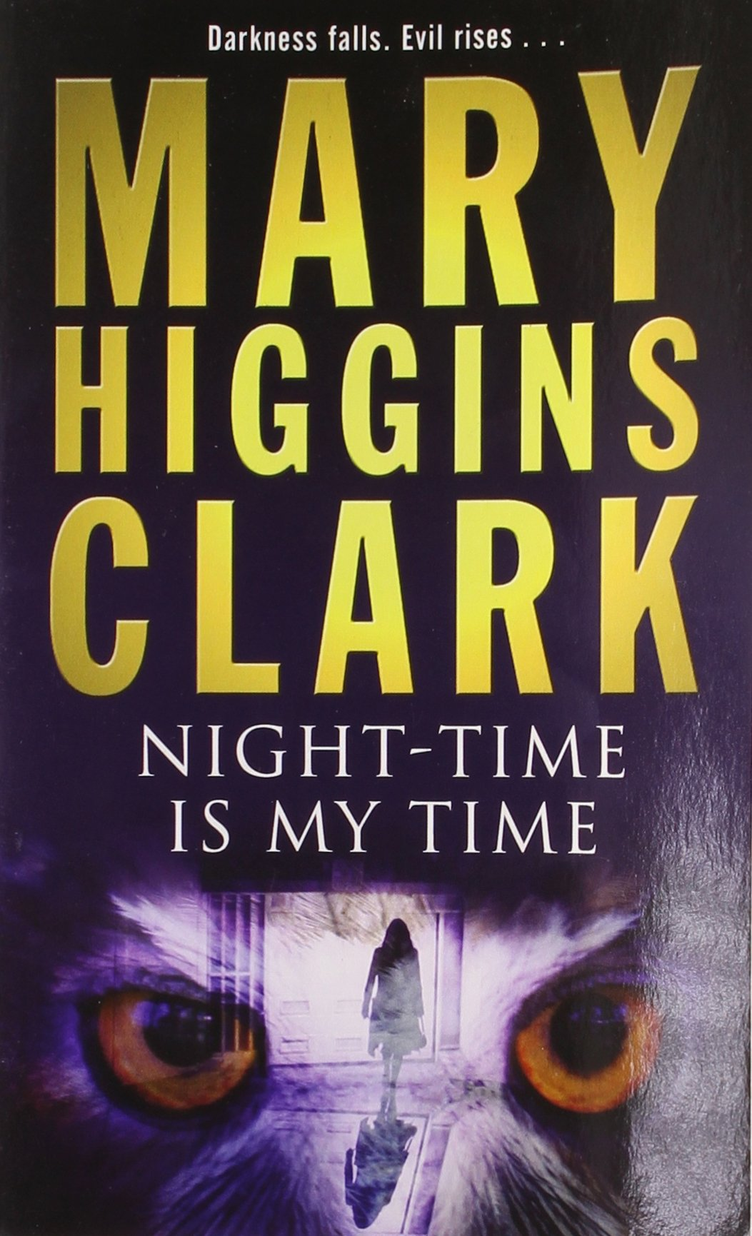Mystery Books - Night Time is My Time by Marry Higgins Clark