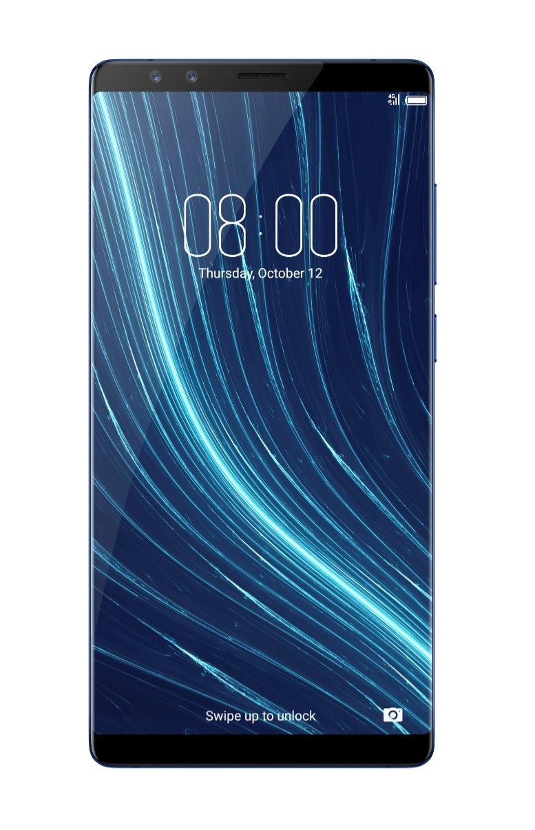 Archos Diamond Omega - Smartphone de 5.73