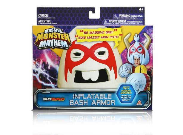 Massive Monster Mayhem New Toys - Just In Time For The Holidays