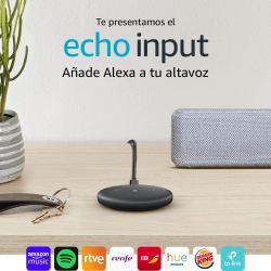 Echo Input, negro