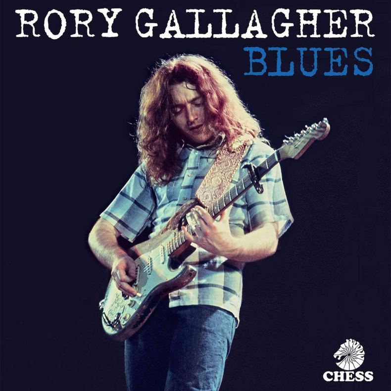 The Blues: Rory Gallagher: Amazon.fr: Musique