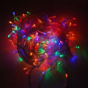 luci di natale colorate led