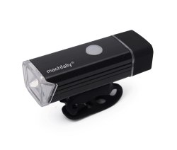 Techzere Machfally QD001 Waterproof Rechargeable USB Charging Cycle Front LED Light Headlight.