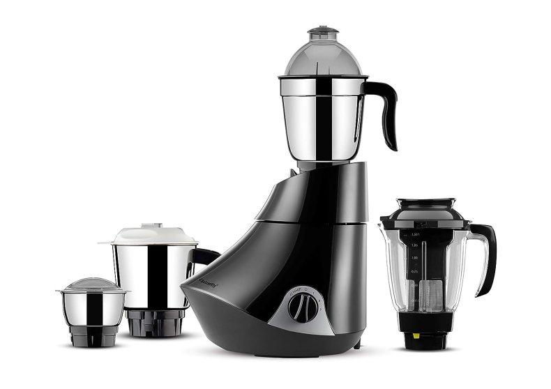 Food Processor vs Mixer Grinder, Butterfly Rapid 4 Jar 750 watts 750 W Juicer Mixer Grinder (Black, 4 Jars)