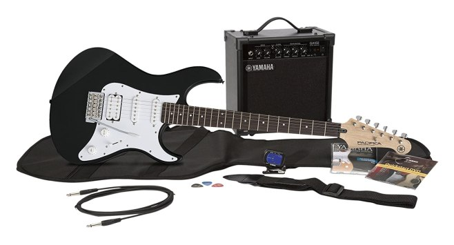 Yamaha Gigmaker Electric Guitar Package Black Friday Deal