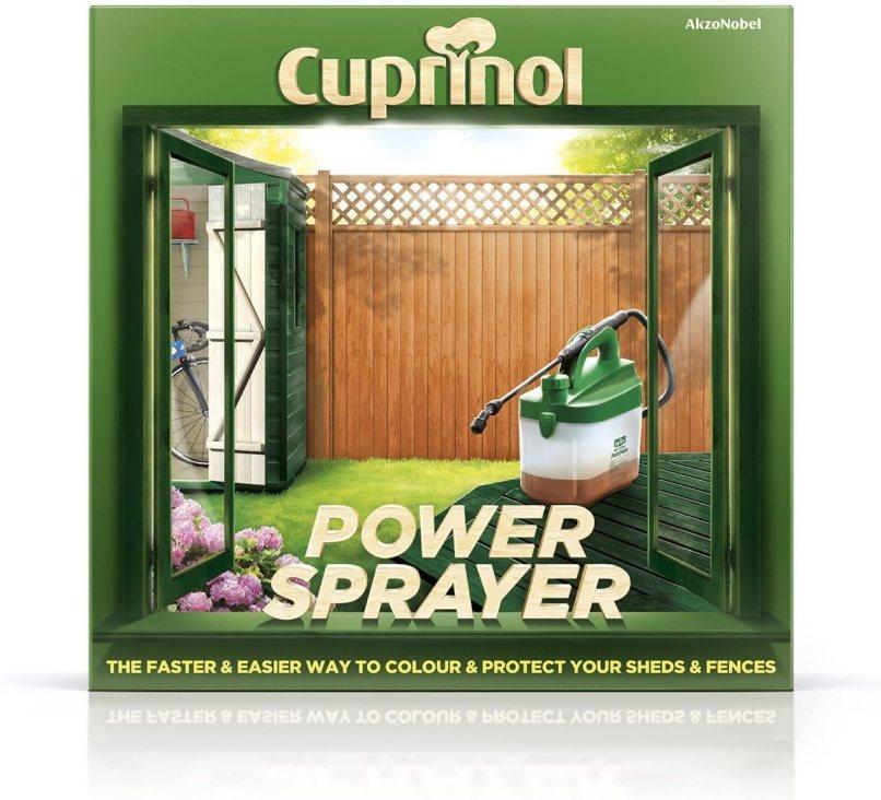 Cuprinol Fdps Fence And Decking Power
