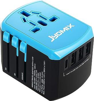 Universal USB Travel Power Adapter