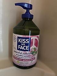 Kiss My Face Fragrance Free Moisturizing Shower Gel, Bath and Body Wash, Value Size 32 oz Customer Image 3