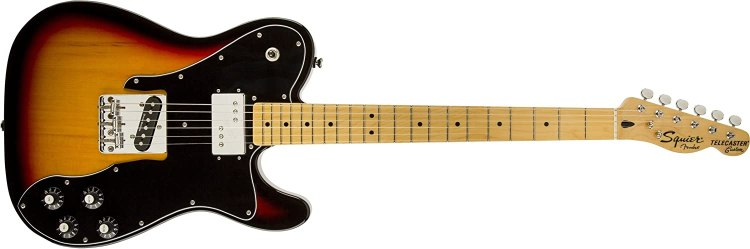 Squier by Fender '72 Thinline Telecaster
