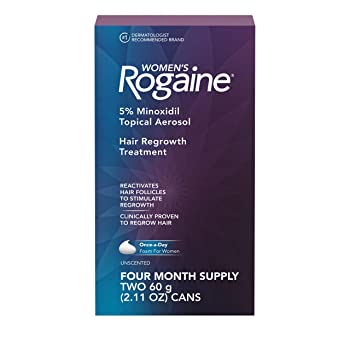 Women's Rogaine for Hair loss