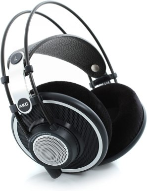 AKG 702 headphones
