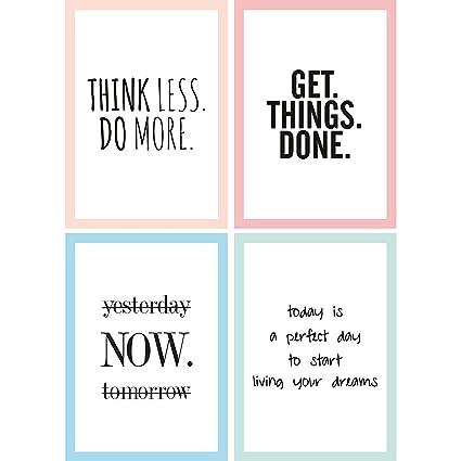 Poster Motivazionali